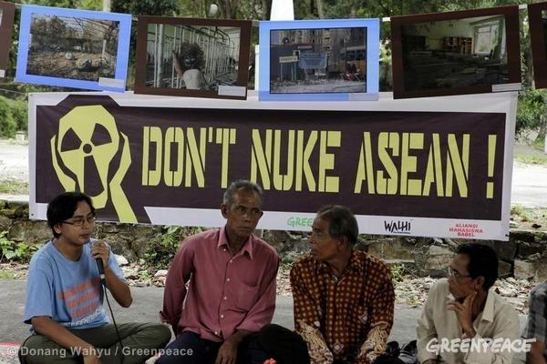Don't Nuke Asean