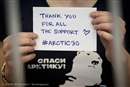 Arctic 30 say thank you for your support