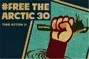 Arctic 30 to be held in Russian jail pending piracy investigation