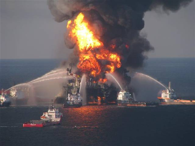 deepwater horizon blowout
