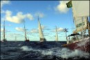 Greenpeace and Nuclear Free Seas Flotilla