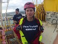 Activists Board Shell Contracted Drillship