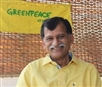 Meet Greenpeace India's new Executive Director: Ravi Chellam