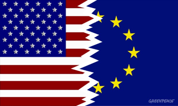 The US and EU are split over GE.