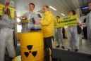 Radioactive soil from Ukraine 'returned' to IAEA by Greenpeace