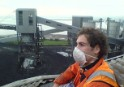 Activists shut down coal plant