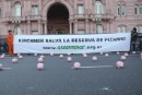 Chanchitos Rosas en la Casa Rosada