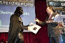 Darth greets ACEA boss