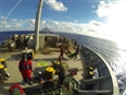 Greenpeace activists' occupation of MV Meister sparks anti-coal debate in Australia