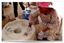 Successful energy-efficient clay ovens in DRC