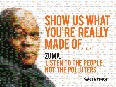 Listen to the People, Zuma
