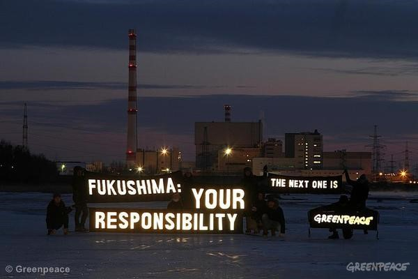 Fukushima Day Of Action, Russia