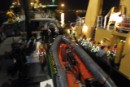 UK government seizes Rainbow Warrior on anti-war protest