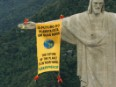 Dramatic action by Greenpeace focuses world's attention on protecting life on Earth