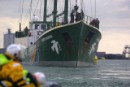 Rainbow Warrior seized
