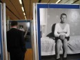 A Greenpeace photo exhibition at the IAEA