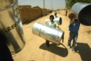RADIOACTIVE BARREL SWAP IN IRAQ