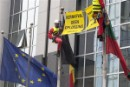 Radioactive waste delivered to European Parliament