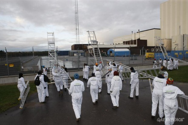 'Stress Tests' at Forsmark Nuclear Plant in Sweden