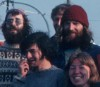 Crew of 1978 Greenpeace voyage to Iceland