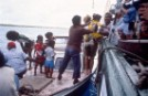 Evacuation of Rongelap Islanders