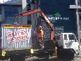 BREAKING: Greenpeace uplifts Ruataniwha dam site office – returns to sender