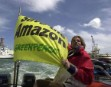 Bush targets Greenpeace