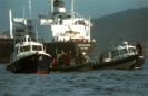 Greenpeace boards single-hull tanker in Gibraltar