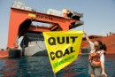 Coal shipment stopped in Turkey