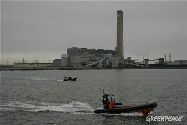 kingsnorth coal power plant
