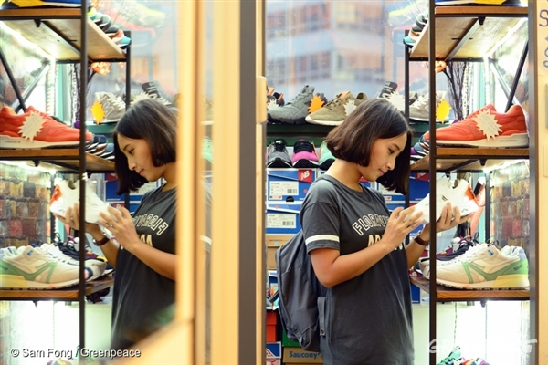 Shopaholics in Hong Kong - 23 Nov, 2015