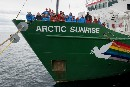 Greenpeace launches landmark expedition to bottom of the Antarctic Ocean