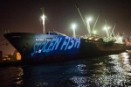 Greenpeace Stops Scandal-Ridden Tuna Carrier Ship