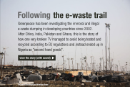 Following the E-Waste Trail - Nigeria