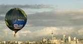 Greenpeace's Target Climate Change balloon