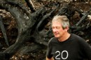 New Zealand farmer Max Purnell on destructed rainforest