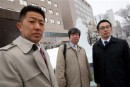 Tokyo Two trial: Prosecution struggles on opening day