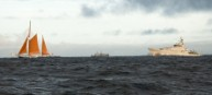 Petrobras' Oil Survey Ship Leaves Raukūmara Basin – Don't Come Back Now Y'Hear!