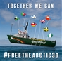 We need 30 Twitter millionaires to #FreeTheArctic30