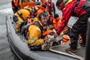 PHOTOS: Greenpeace assists in rescuing hundreds from Aegean Sea
