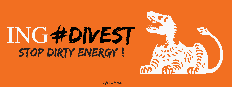 ING DIVEST - Stop Dirty Energy