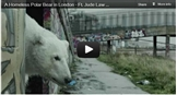 Greenpeace, Radiohead & Jude Law team on #savethearctic video