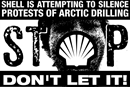 Shell Attempts to Silence Dissent Over Arctic Drilling