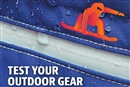 Time to test your favourite outdoor gear!