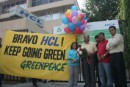Greenpeace commends HCL's green initiatives, urges the IT major to keep going green