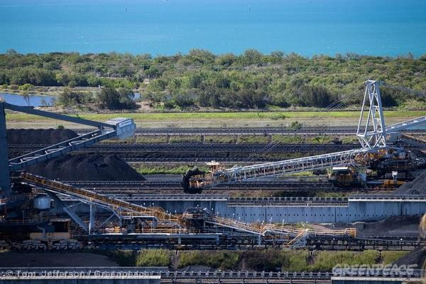 Hay Point Australia Coal Terminal
