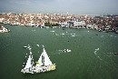 La Rainbow Warrior a Venezia