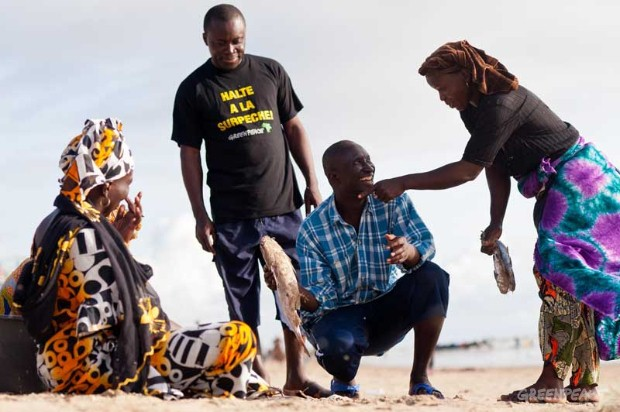 Senegalese Fishing Communities