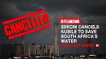 Is Eskom prepared to act to save South Africa's water? Challenge them now!