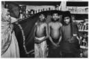 Victims of industrial disaster, Bhopal 2002